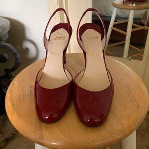 😍😍Christian louboutin shoes 😍😍